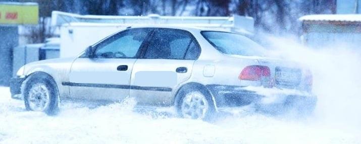уроки зимового водіння в Києві