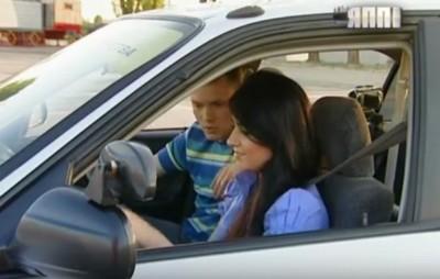 урок вождения с нуля